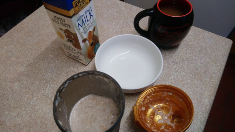 Simple Overnight Protein Oats Recipe