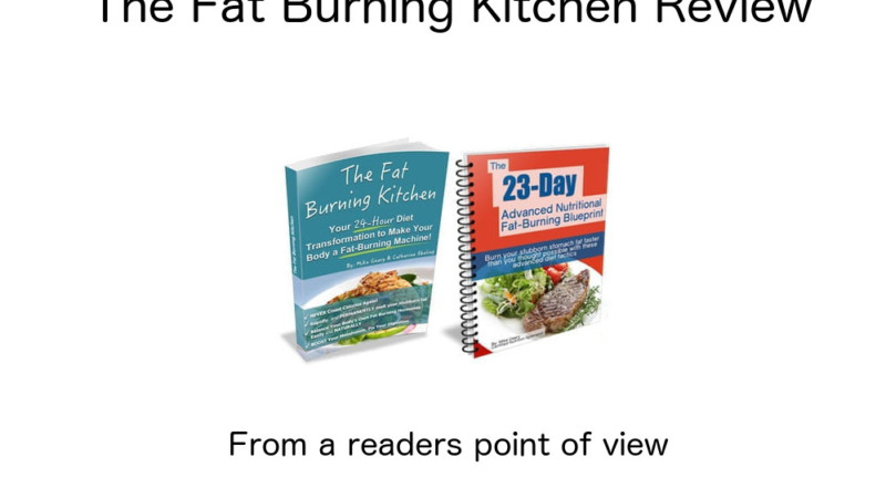The Fat Burning Kitchen – Full Review