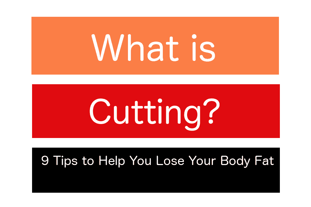 What is cutting