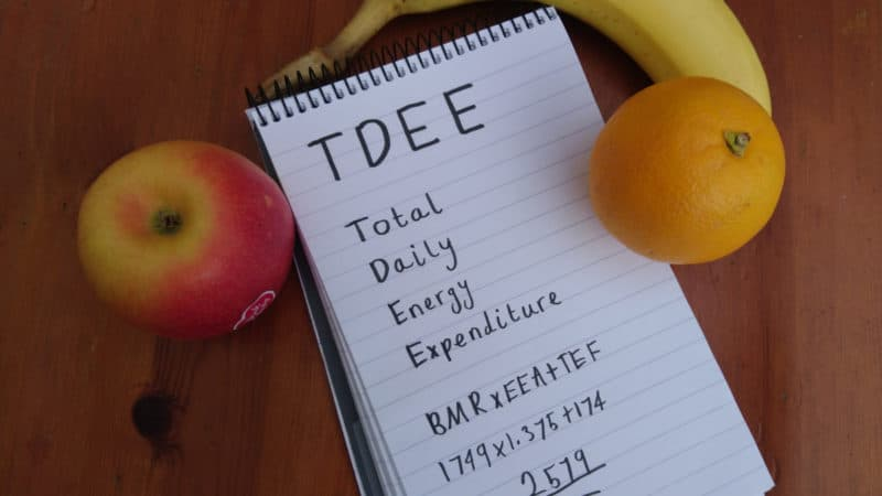 What is Total Daily Energy Expenditure and How to Calculate Your TDEE