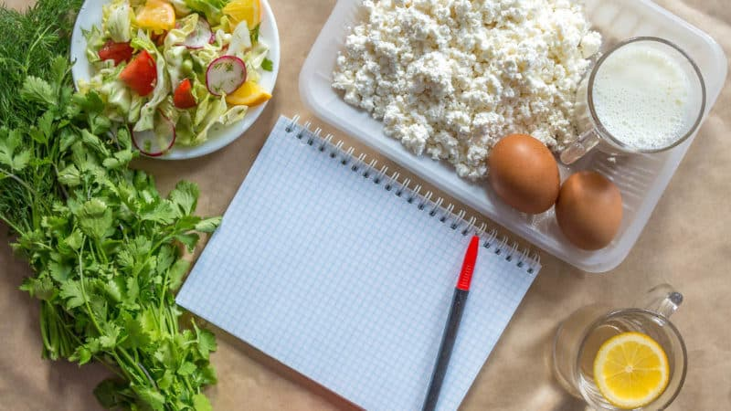 10 Awesome Meal Planning Ideas for Ideal Weight Loss