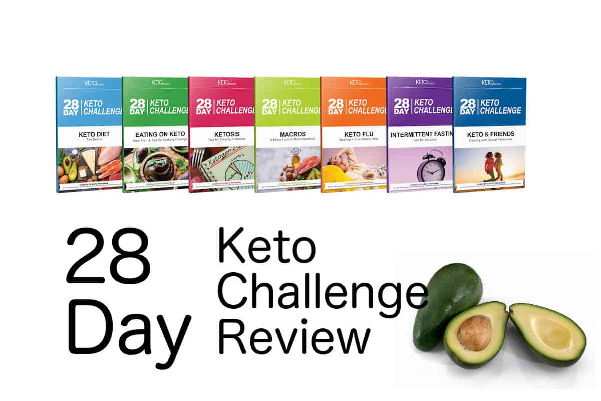 The 28-Day Keto Challenge