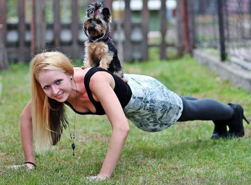 Are Push-Ups Good for a 40-Year-Old Woman