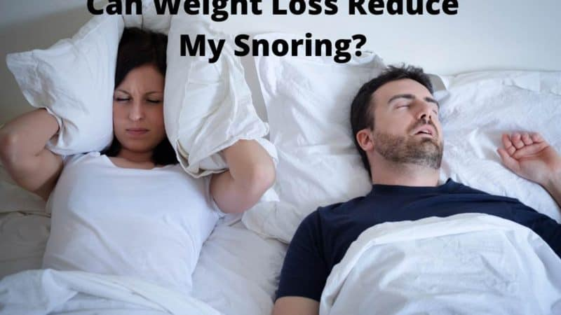 Will Weight Loss Reduce My Snoring?