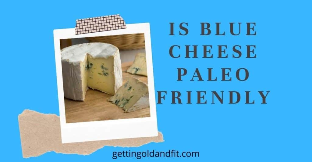 Is Blue Cheese Paleo Friendly FB image